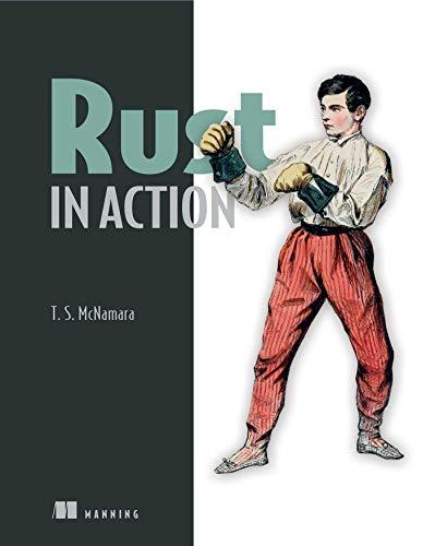 [EBOOK] Rust in Action
