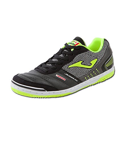 Joma Mundial 712 Grey Indoor - Scarpe Calcetto Uomo - Men's Futsal Shoes (EU 41 - CM 26.5 - UK 7)