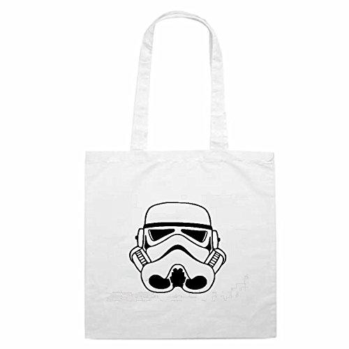 Bolso de diseño nº 3169Stormtrooper Star Wars Jedi Joda Luke Darth Vader...