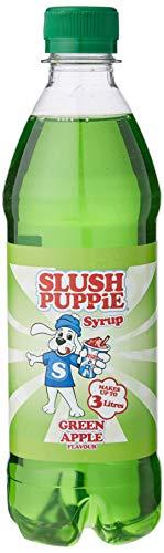 Original Slush Puppie Grüner Apfel-Sirup, 500ml