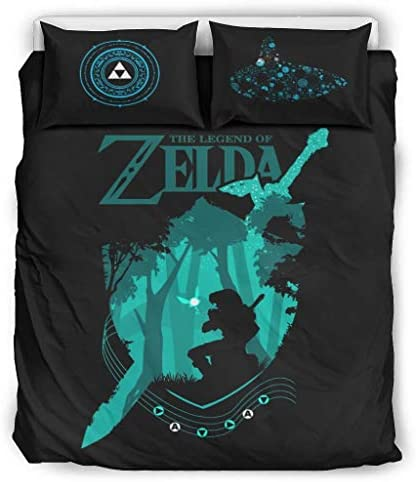 Zelda Wrinkle and Fade Resistant Twin Size Bed Bed Set Full Size for College Dorm Room White product image