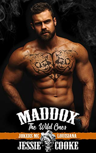 Maddox: The Wild Ones (Jokers MC Book 3)
