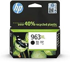 HP 963XL Cartouche d'Encre Noire grande capacité Authentique (3JA30AE) pour HP OfficeJet Pro 9010 series / 9020 series