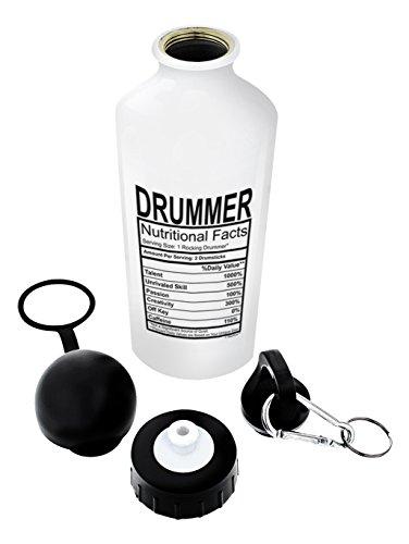 Water Bottle for Drummer