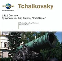 Symphony 6 in B Minor: Pathethique / 1812 Overture