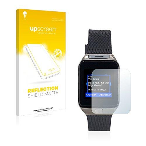 upscreen Entspiegelungs-Schutzfolie kompatibel mit Simvalley Mobile PW-430.mp 2016 – Anti-Reflex Bildschirmschutz-Folie Matt