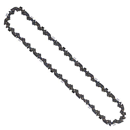 8TEN Chainsaw Chain for Stihl MS 180 170 010 012 McCulloch PM400 12 inch Bar .050 Gauge 3/8 Pitch 44 Drive Links 4 Pack