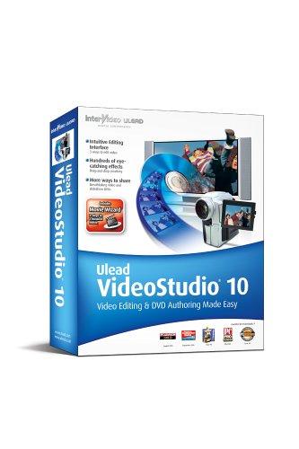Preisvergleich Produktbild Ulead VideoStudio 10 (PC)
