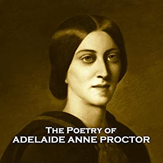 The Poetry of Adelaide Anne Proctor audiobook cover art