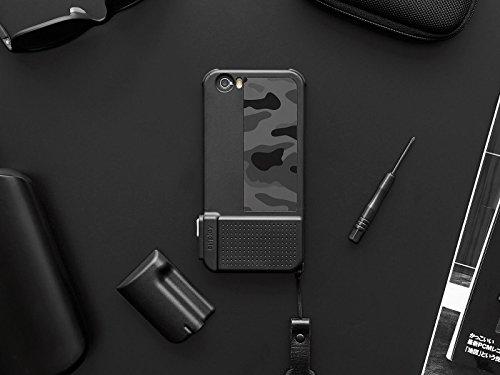Bitplay SNAP! PRO - iPhone 6/6S Camera Case - Basic Package - Dark Camouflage
