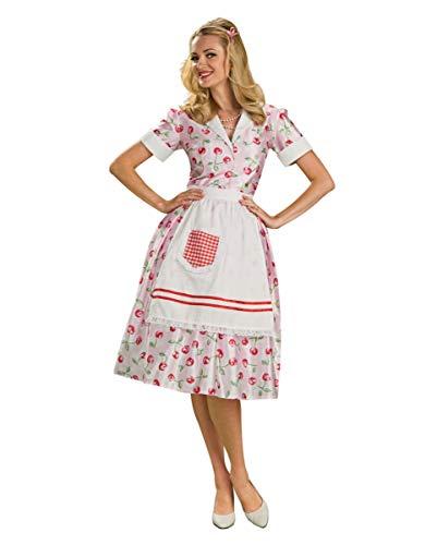 Horror-Shop Disfraz de ama de casa de los años 50 One Size