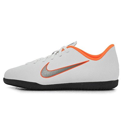 Nike Mercurial Vapor X 12 Club IC JR AH7354 1, Botas de fútbol Unisex niños, Multicolor Indigo 001, 33.5 EU