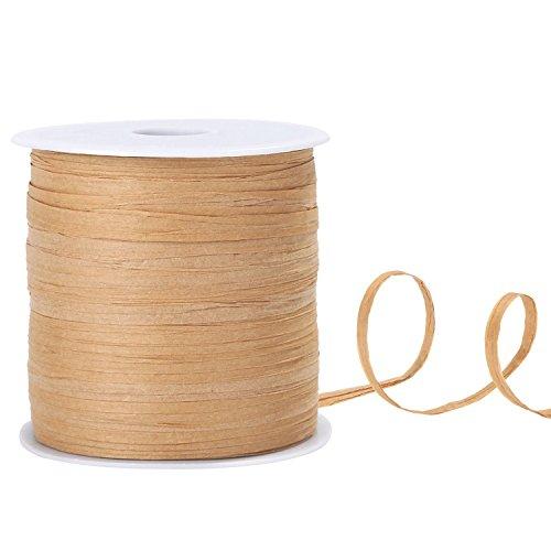 Raffia Paper Ribbon Twine