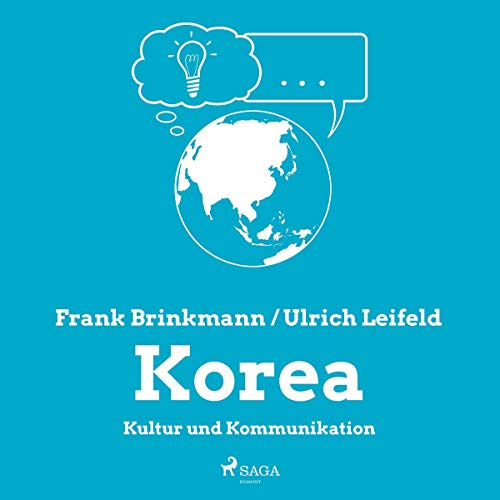 Korea - Kultur und Kommunikation audiobook cover art