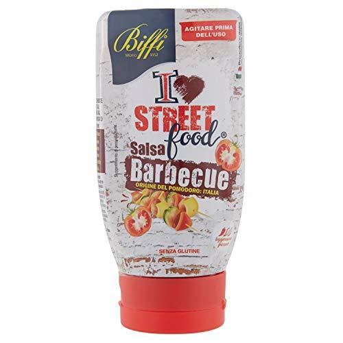 Biffi - I Love Street Food - Salsa Barbecue - Pacco da 6 x 270g