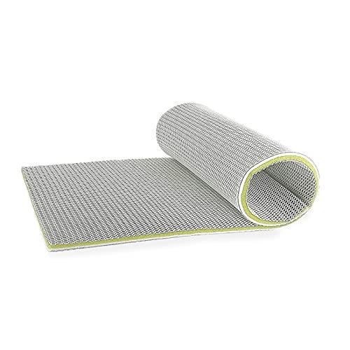 Kaiyopop 濾過マット 水槽 フィルター 6層ろ過 濾過フィルター 6D立体マット 強力なフィルター バクテリアスリムマット 大きいサイズカット可能 上部フィルター用 洗えます 再利用可能 長い耐久性 交換ろ過マット (120*30 1個)