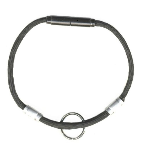 Midnight Black–Ajustable Gato–Collar de Seguridad Modelo de...