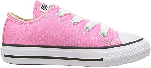 Converse Ctas Core Ox, Unisex-Kinder Sneakers, Pink (rose), 22 EU