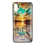 Oujietong Case for BLU Studio X10+ Plus Phone Case TPU Soft Cover FJ