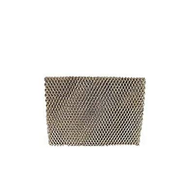 LifeSupplyUSA Humidifier Filter Water Panel Pad Compatible with Aprilaire Humidifier Furnace for Furnace humidifier Models 400, 400A, and 400M. Compare to Aprilaire Part # 45