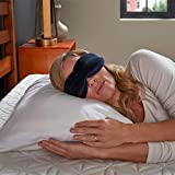 Tempur-Pedic Sleep Mask, One Size, Navy