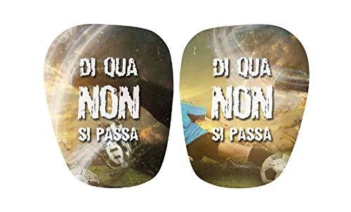 SAK Espinilleras Qua Non Si Passa