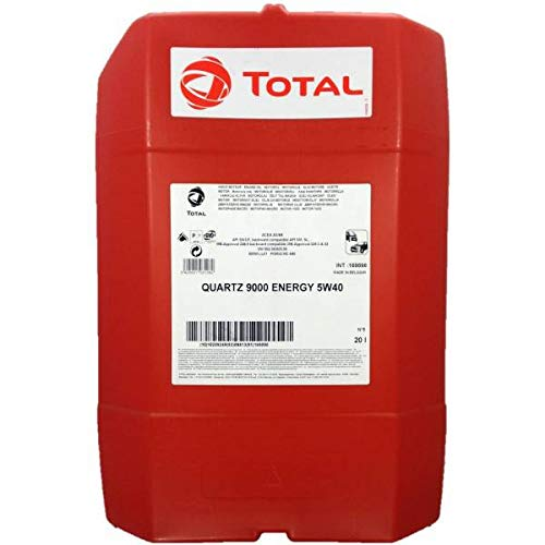 Total 5W-40 Quartz 9000 Energy - 20 Liter 5W40 Motoröl