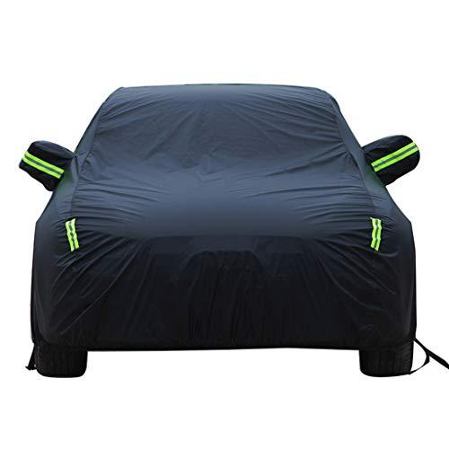 HCH Compatible con Audi Q8 Carcasa de carrocería Clima Impermeable/a Prueba de Nieve/a Prueba de Sol/a Prueba de Polvo/Resistente a rayones/Transpirable