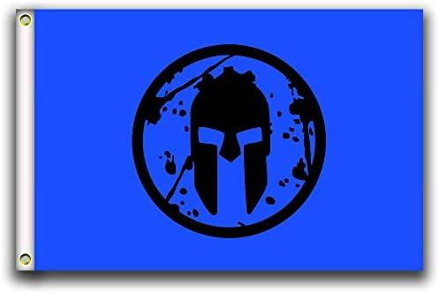 Spartan race flags