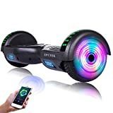 EPCTEK Hoverboard, Self Balancing Hoverboards with Bluetooth Speaker - UL2272 Certified Hover Board for Kids