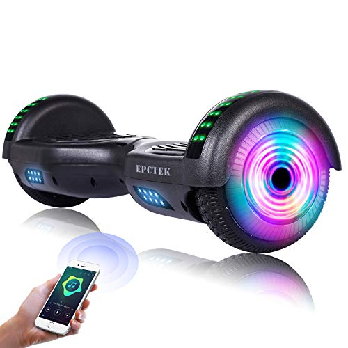 EPCTEK Hoverboard, Self Balancing Hoverboards with Bluetooth Speaker - UL2272...