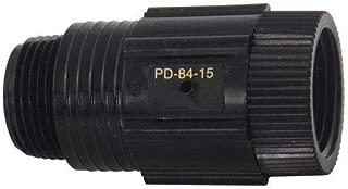 Saturnia 8170340 Goteo Adaptador Grifo 1//2-3//4 A Tubo 1//2 Blister 1 Pieza
