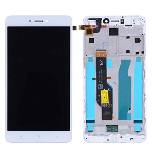 Zinniaya Para Xiaomi redmi Note 4X / Note 4 Pantalla LCD de Vidrio Global Pantalla táctil Montaje Panel Panel Pantalla digitalizador Pieza de Repuesto