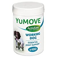 Multi-action joint support supplement, specifically designed for working dogs Aids comfort, supports joint structure and promotes mobility, thanks to ultra-high quality Omega 3s from our unique ActivEase Green Lipped Mussel, plus a blend of Glucosami...