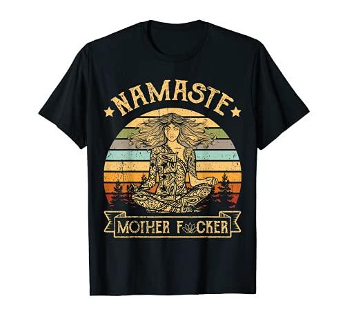 Namaste Yoga Madre Camiseta