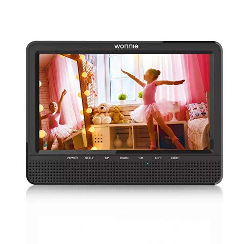 Einzelnen TFT LCD Monitor für Auto Kopfstütze DVD-Player 10 Zoll