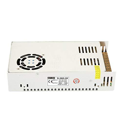 Interruptor de fuente de alimentación LED, fuente de alimentación de convertidor de voltaje de tira ondulada más pequeña, anillo magnético de ferrita para monitoreo de seguridad petroquímica