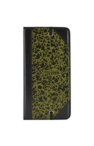 Jean Paul Gaultier JPGCARFOIP64K Custodia Cover per iPhone 6, Verde