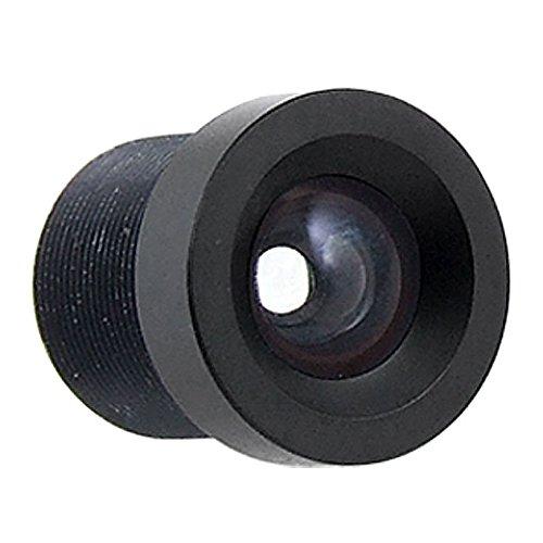 RETYLY 3.6mm 92 Grad Weitwinkel CCTV Kamera IR Brett-Objektiv fokal Fuer 1/3