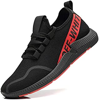 Fashion Mesh Men Casual Sneakers Shoes 2019 Lace-up Lightweight Breathable Walking Tenis Feminino Zapatos