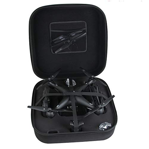 Hermitshell Hard Travel Case for Holy Stone GPS FPV RC Drone HS100 / HS100G