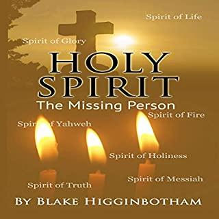 Holy Spirit: The Missing Person audiobook cover art