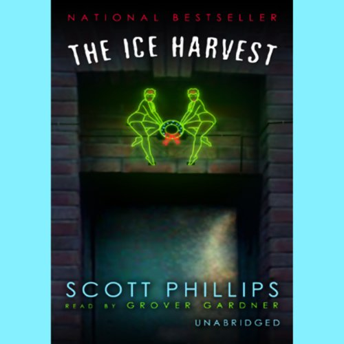 The Ice Harvest audiobook cover art