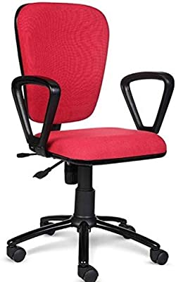 Star Arm Chair Mid Back Perm Cont Mech Upright Position