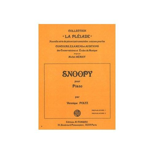 Snoopy --- Piano