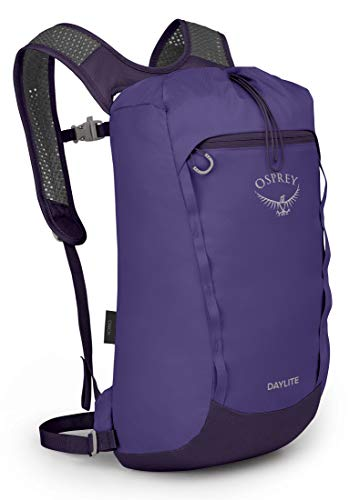 Osprey Daylite Cinch Pack Unisex Lifestyle Pack Dream Purple - O/S