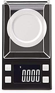 TOOGOO 10G Electronic Scales 0.001 LCD Digital Scale Jewelry Medicinal Herbs Portable Lab Weight Milligram Scale