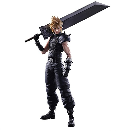 FINAL FANTASY - 7 Remake – Play Arts Kai N°1 Cloud Strife