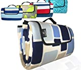 ANJ XXL 3-Layer Waterproof Outdoor Blanket for Picnic and Beach (MB)