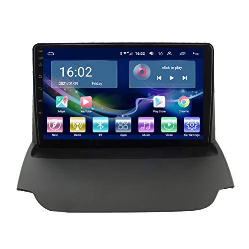 Multimedia estéreo de navegación GPS para coche con Android 10 de 9 pulgadas para Ford EcoSport 2013-2017, unidad principal de reproductor de DVD, pantalla táctil 2.5D,4g+wifi 1g+32g